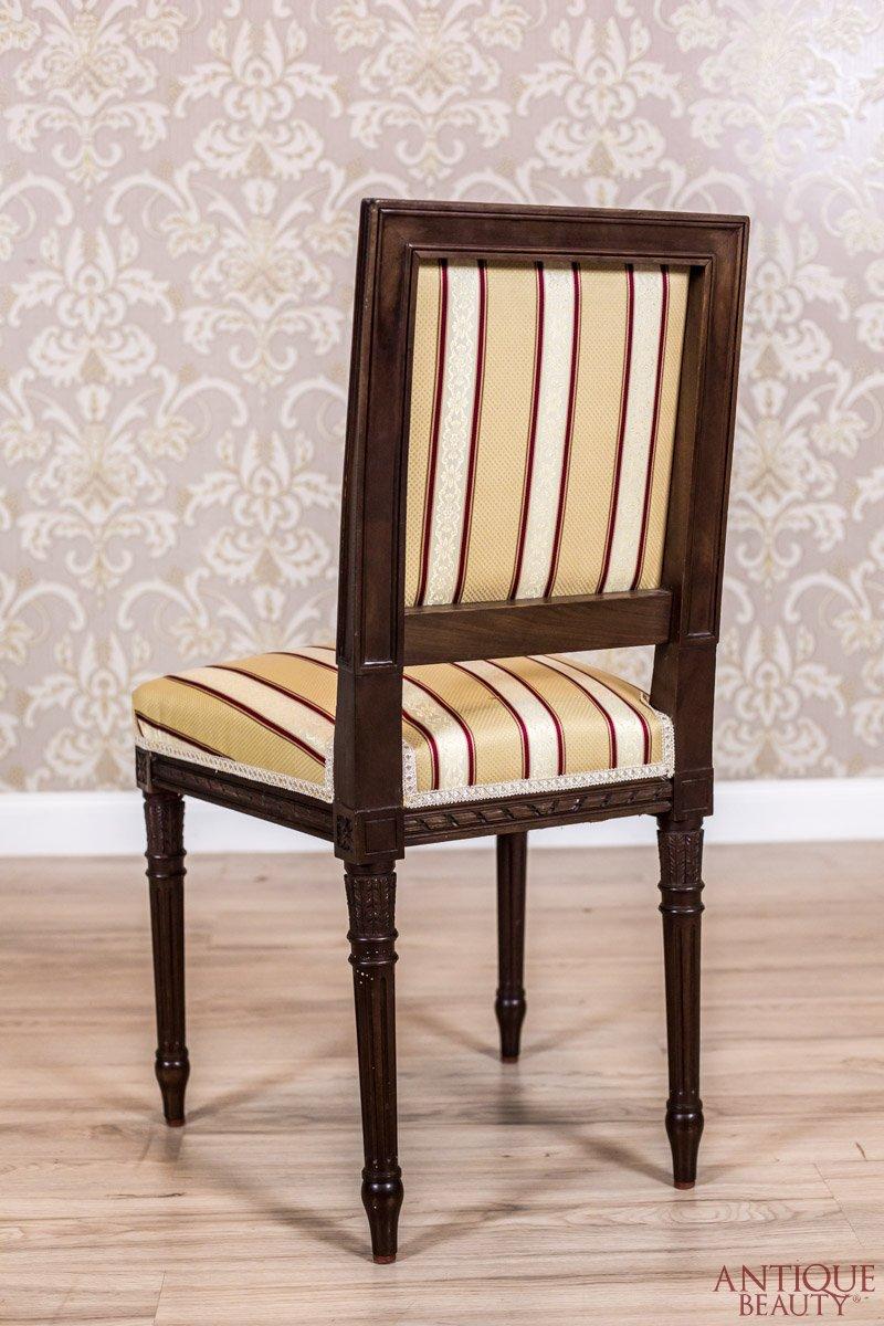 Antique Beauty Antyczne Krzesla W Typie Ludwika Xvi