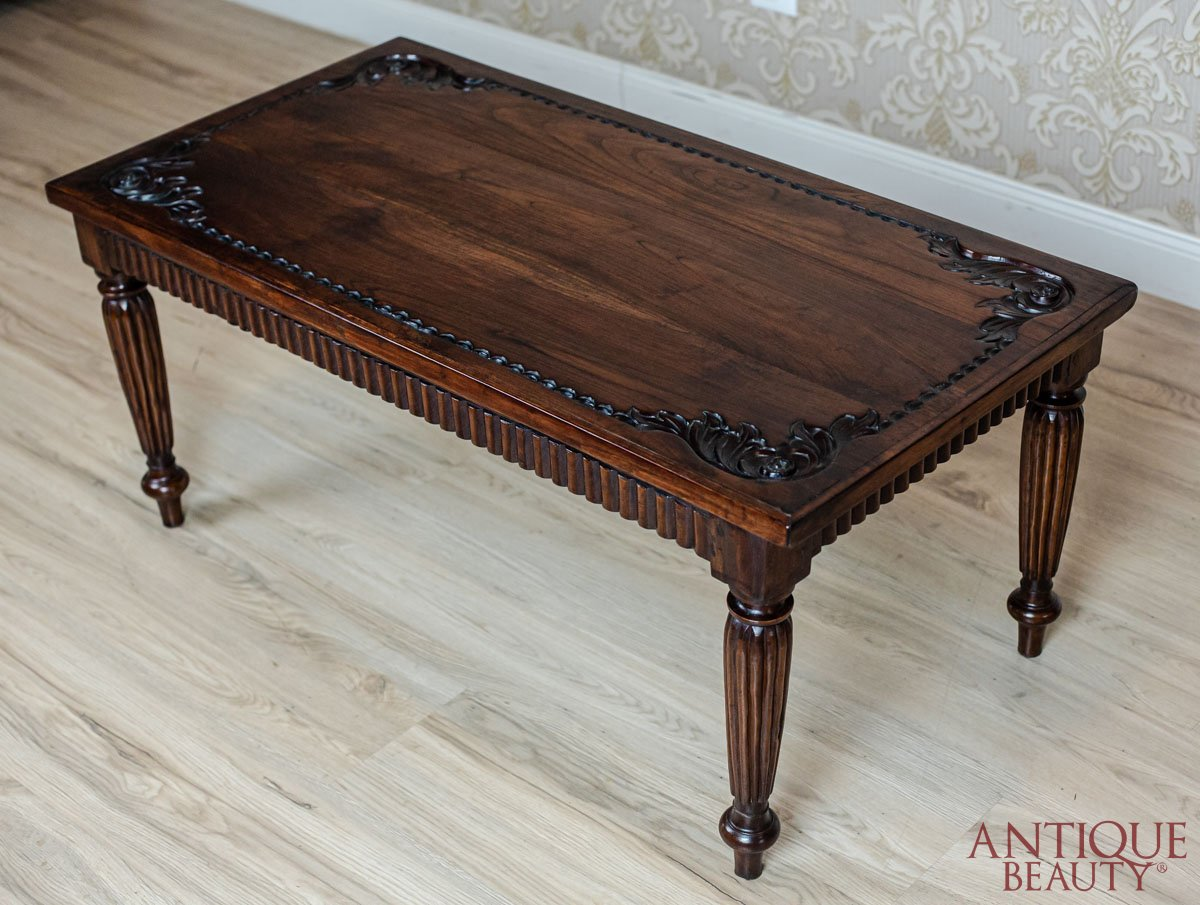 Antique Beauty Rosewood Coffee Table