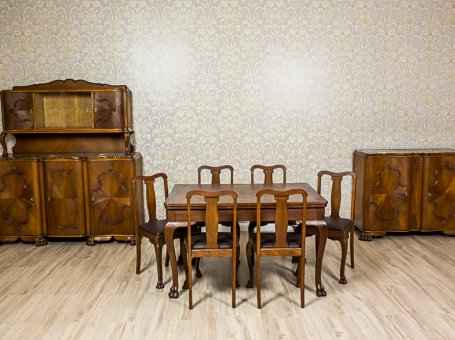 Dining Room Suite from the Interwar Period