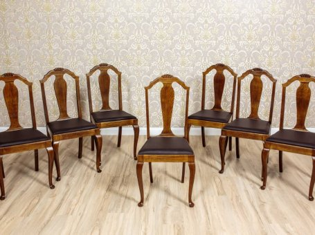 Dining Chairs Suite, Circa 1930