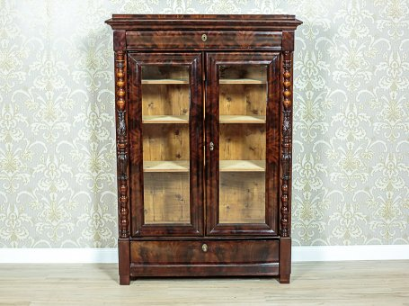 Bookcase from the 19th Century