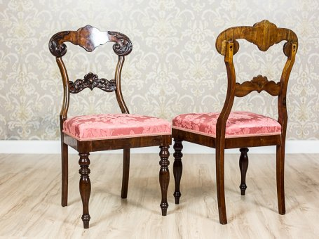 Eclectic Chairs from the End of the 19th c.
