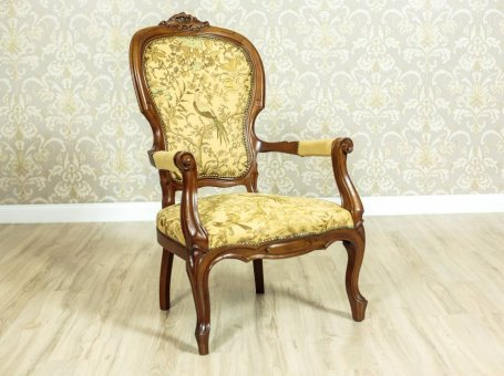 Armchair in the Neo-Rococo Type
