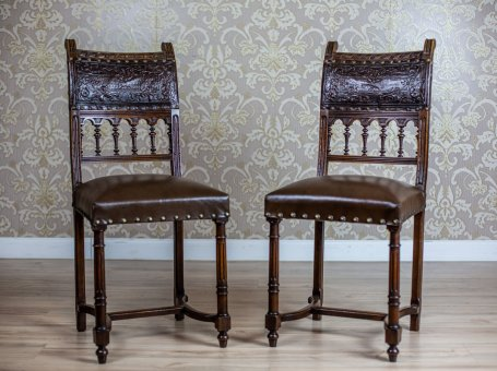 19th-Century Eclectic Chairs
