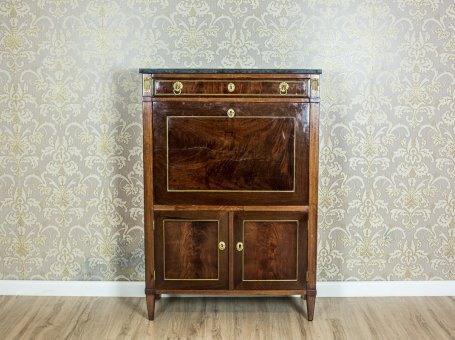 Empire Secretary Desk