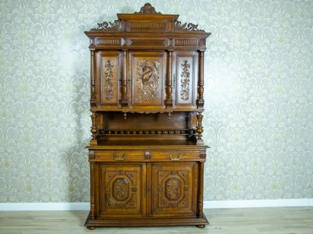 19th-Century Neo-Renaissance Buffet