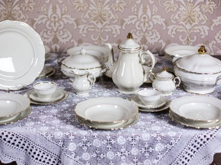 Winterling-Bavaria Porcelain Service