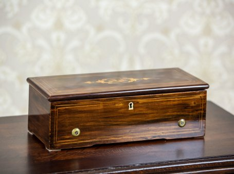 19th-Century Antique Music Box