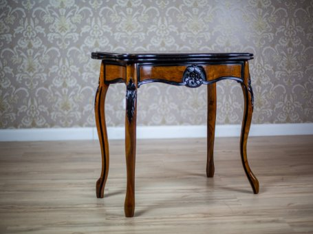 19th-Century Louis Philippe Game Table