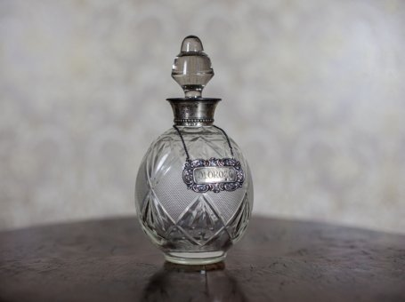 Small Liquor Decanter