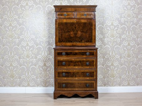 Late 19th-Century Secretary Desk