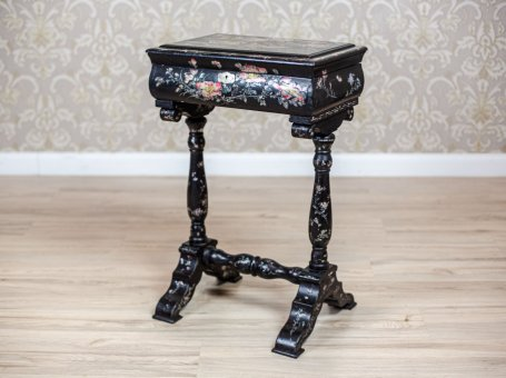 19th-Century Chinese Sewing Table