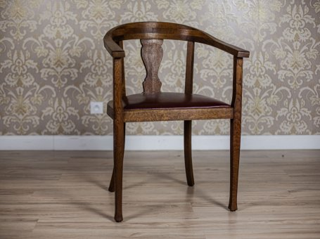Desk Armchair from the Interwar Period