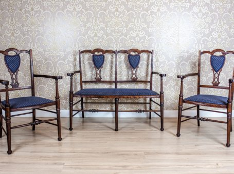 Parlor Set from the Early 20th Century