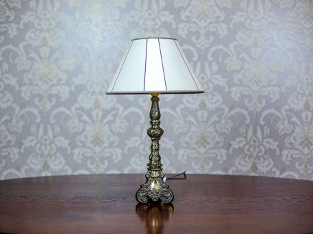 Stylized Table Lamp