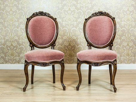Two Louis Philippe Chairs