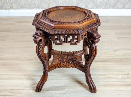 Chinese Side Table-Flower Stand
