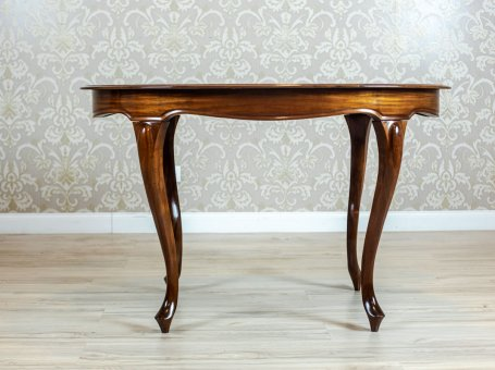 Louis Philippe Living Room Table