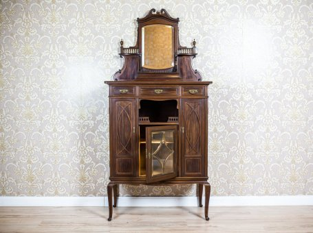 Cabinet from the Turn of the 19th and 20th Centuries