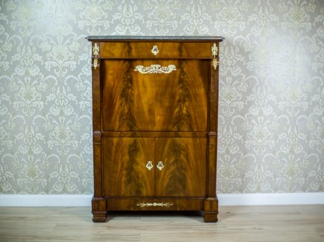 18th-Century Empire Secretary