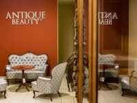 Antique Beauty wnetrze salonu